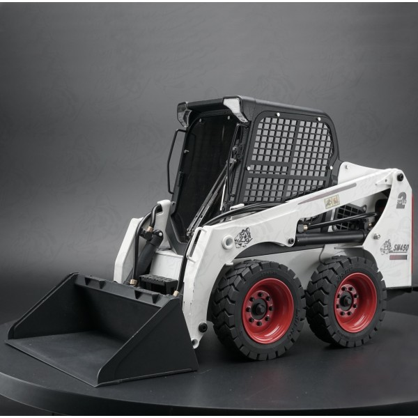 1/14 Hydraulic Wheel Skid Steer Loader