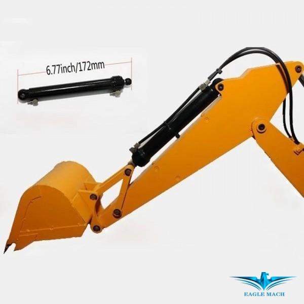Hydraulic Cylinder For 1/12 Excavator 4200XL