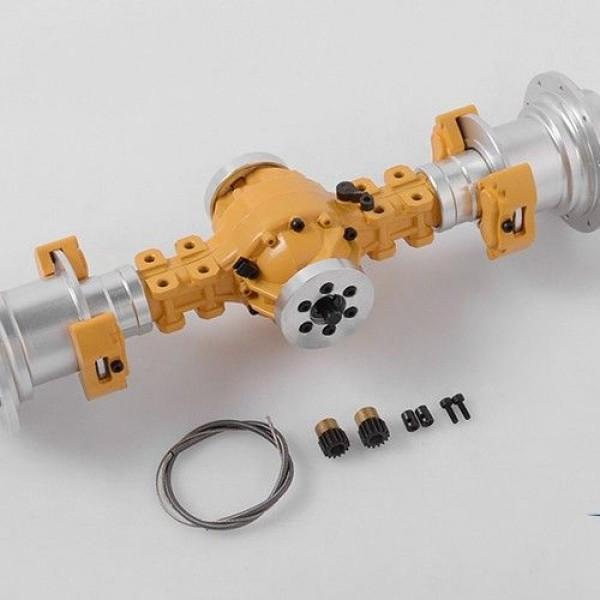 Rear Axle For 1/14 Wheel Loader 870K Version 2