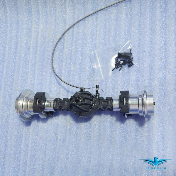 Front Axle For 1/14 Construction Model