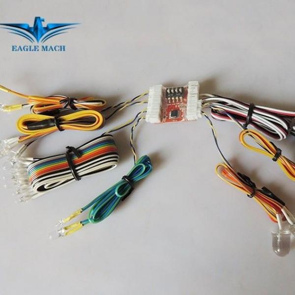 Light Module For 1/14 Wheel Loader 870K