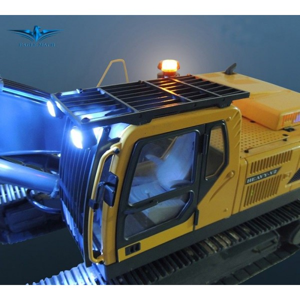 Driving Cab Stone Guard For 1/14 Excavator 360L