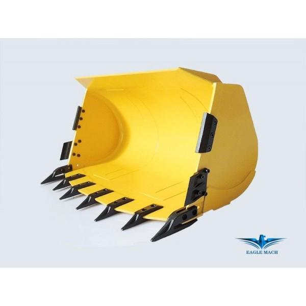 Metal Bucket For 1/14 Wheel Loader 870K