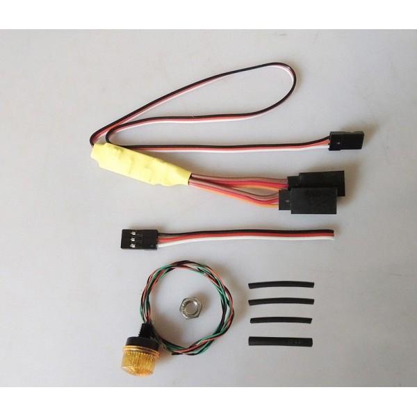 Beacon Light For 1/14 Excavator 360L