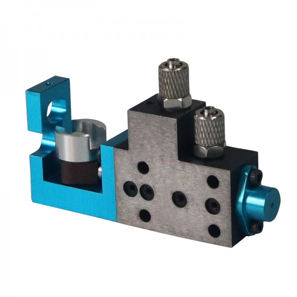 Heavy Machinery Plunger Valve For 1/14 Model