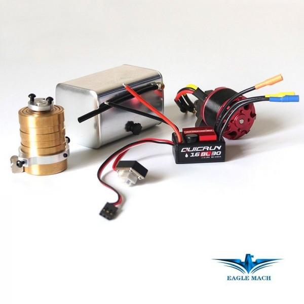 Model Hydraulic Cylinder Kit-Multistage
