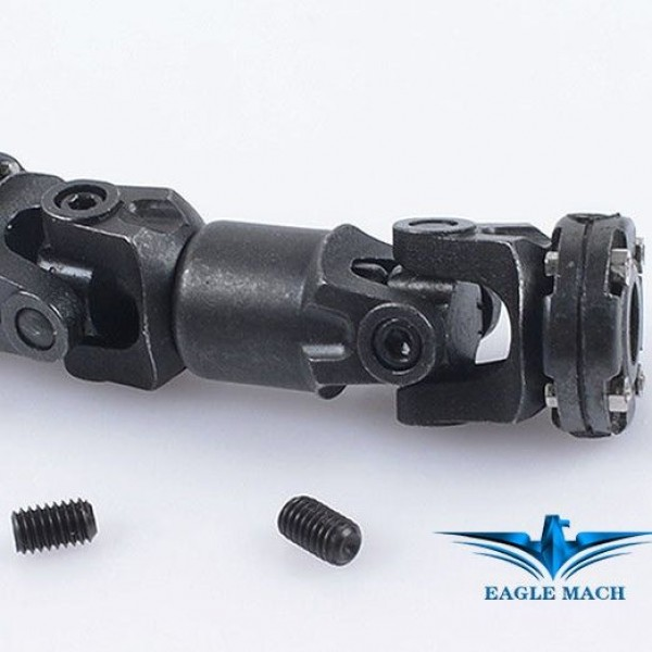 Ultra Scale Hardened Steel Driveshaft 46-56mm