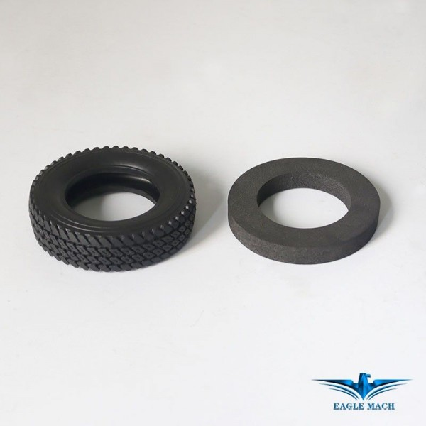 Tyre For 1/14 Trucks JD-9D