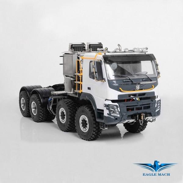 1/14 Tonnage FMX Heavy Haul Truck 8x8