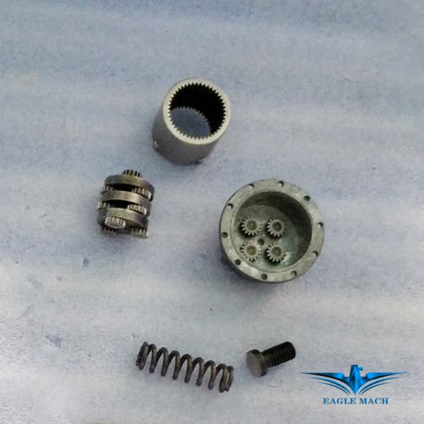 Track Gears Parts For 1/14 Excavator 360L