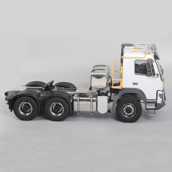 1/14 FMX Nashorn Semi Haul Truck 6x6