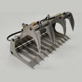Hydraulic Claw Fork For 1/14 Skid Steer Loader