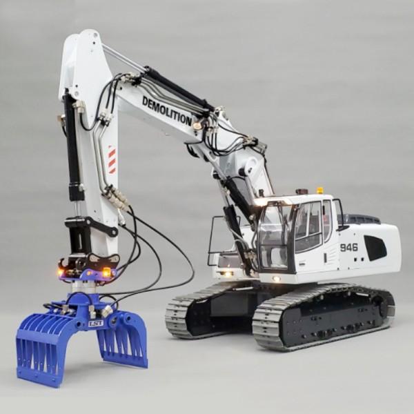 1/14 RC Hydraulic Excavator 946 With Adjustable Boom