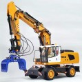 1/14 RC Hydraulic Wheel Excavator 946EW